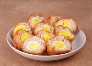 เมนูจากไข่