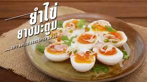 5 เมนูจากไข่